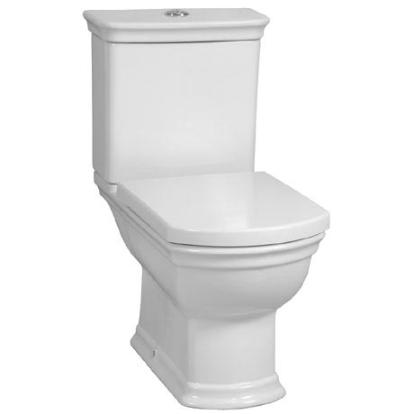 Vitra - Serenada Close Coupled Toilet (Open Back)