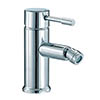 Mayfair - Series F Mono Bidet Mixer Tap with Pop-up Waste - SFL011 Small Image