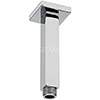Sagittarius 120mm Cube Ceiling Arm - Chrome - SH/264/C profile small image view 1