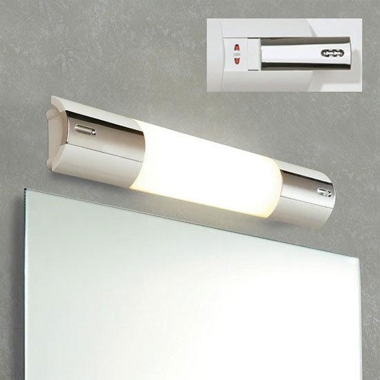 HIB - Shavolite Combination Light and Shaving Socket - 2325735 Large Image