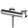 Asquiths Solitude Exposed Thermostatic Shower Bar Valve - SHB5110 profile small image view 1