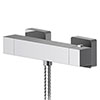 Asquiths Revival Exposed Thermostatic Shower Bar Valve - SHC5110 profile small image view 1