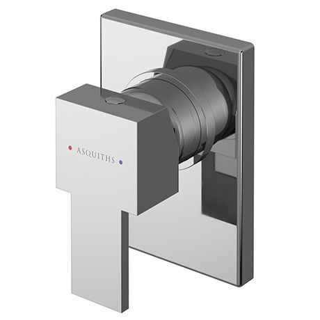 Asquiths Revival Manual Concealed Shower Valve - SHC5111