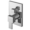 Asquiths Revival Manual Concealed Shower Valve With Diverter - SHC5112 profile small image view 1