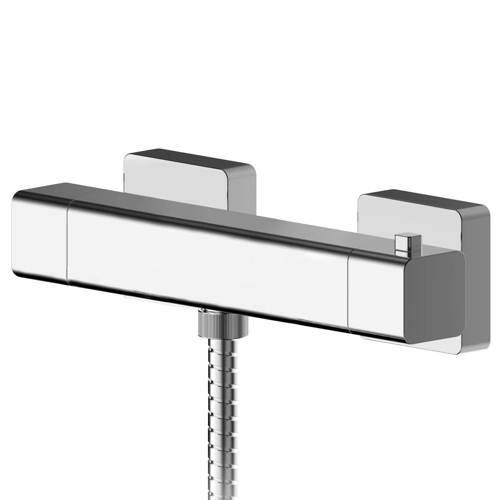 Asquiths Tranquil Exposed Thermostatic Shower Bar Valve - SHD5110