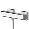 Asquiths Tranquil Exposed Thermostatic Shower Bar Valve - SHD5110 profile small image view 1