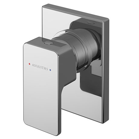 Asquiths Tranquil Manual Concealed Shower Valve - SHD5111