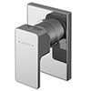 Asquiths Tranquil Manual Concealed Shower Valve - SHD5111 profile small image view 1