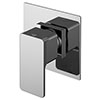 Asquiths Tranquil Concealed Stop Tap - SHD5121 profile small image view 1