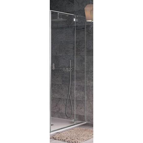 Crosswater Svelte Hinged Shower Door