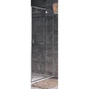 Crosswater Svelte Hinged Shower Door profile small image view 1