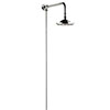 Asquiths Traditional Rigid Riser Kit with 200mm Shower Head - SHE5153 profile small image view 1