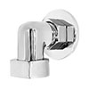 Asquiths Restore Back To Wall Shower Elbow - SHE5159 profile small image view 1