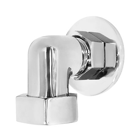 Asquiths Restore Back To Wall Shower Elbow - SHE5159