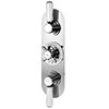 Asquiths Restore Triple Concealed Shower Valve With Diverter - SHE5317 profile small image view 1