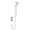 Heritage Hemsby Dual Control Recessed Valve with Adjustable Riser profile small image view 1