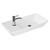 Britton Shoreditch Yacht 1TH Countertop Basin profile small image view 1
