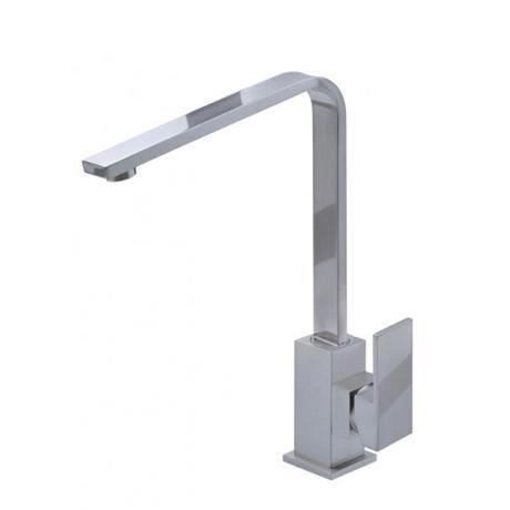 Mayfair - Shuffle Mono Kitchen Tap - Brushed Nickel - KIT153