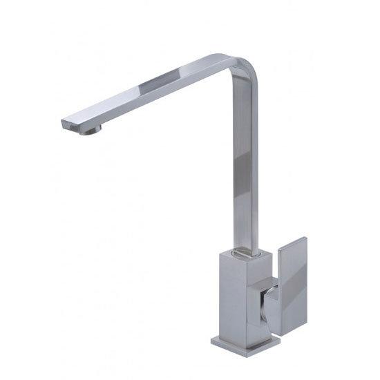 Mayfair - Shuffle Mono Kitchen Tap - Brushed Nickel - KIT153 Large Image