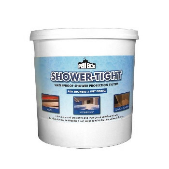 Shower-Tight Wetroom Tanking Paste & Tape Kit for use with Marmox Trays Large Image
