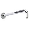 Asquiths Round Wall Mounted Shower Arm - SHZ5125 profile small image view 1