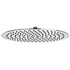 Asquiths 400mm Slim Round Fixed Shower Head - SHZ5130 profile small image view 1