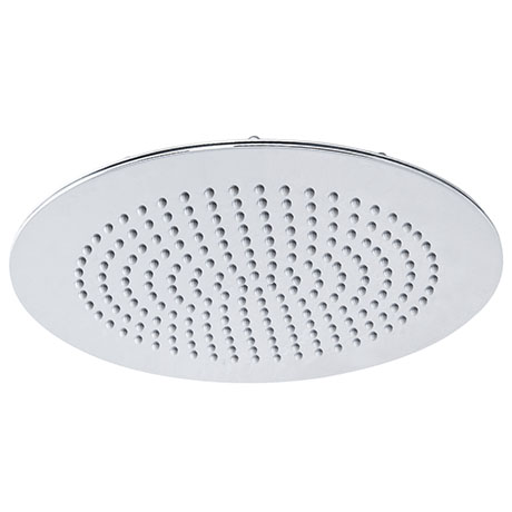 Asquiths 300mm Slim Round Fixed Shower Head - SHZ5131
