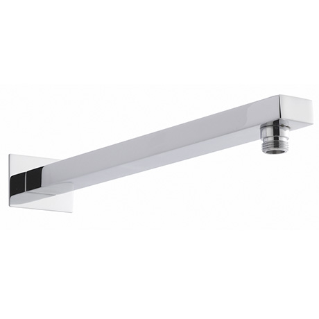 Asquiths Rectangular Wall Mounted Shower Arm - SHZ5145