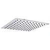 Asquiths 300mm Slim Square Fixed Shower Head - SHZ5147 profile small image view 1