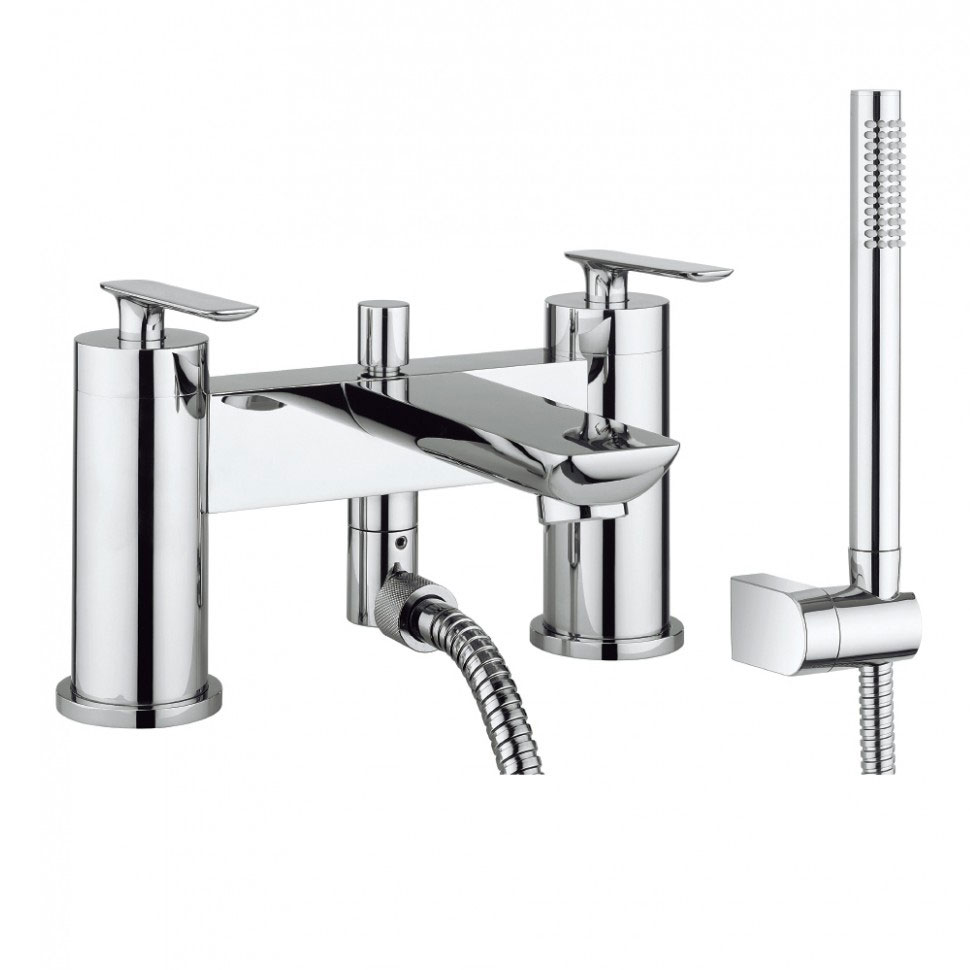 Crosswater - Silk Bath Shower Mixer with Kit - SI422DC Large Image