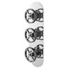 Hudson Reed Revolution Industrial Triple Concealed Thermostatic Shower Valve with Diverter - SIWTR03 profile small image view 1