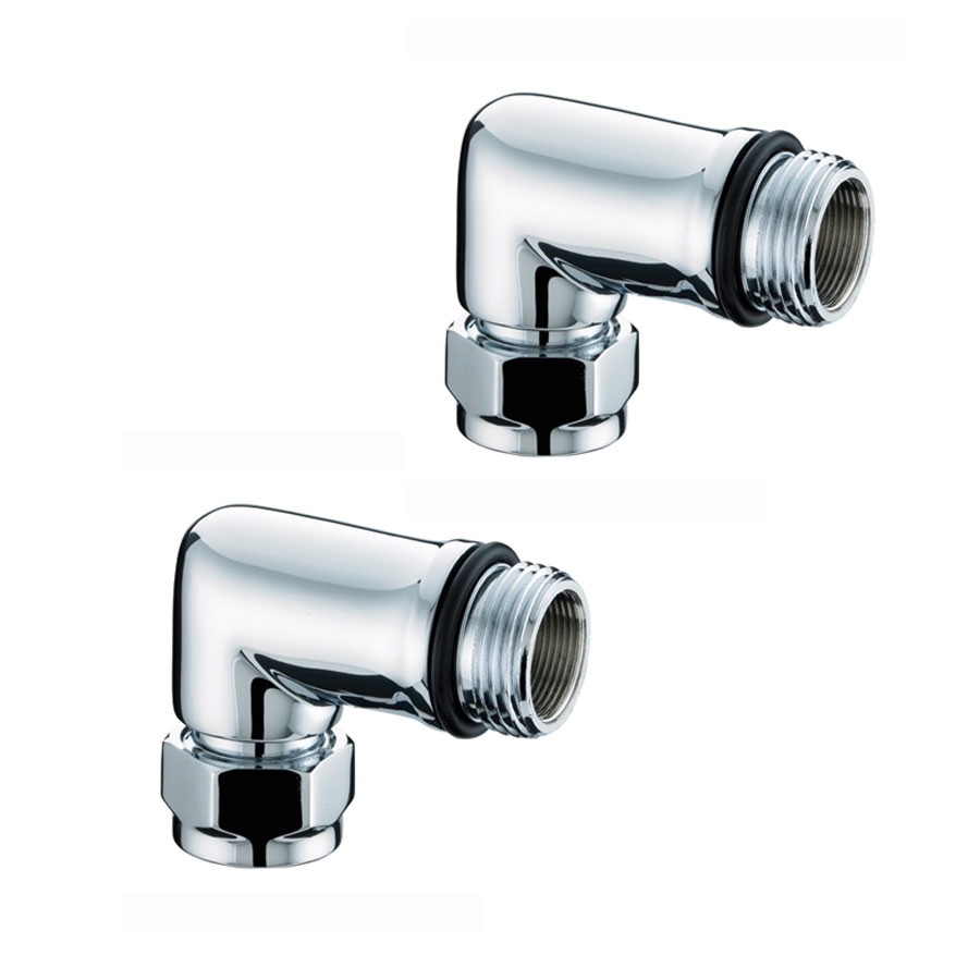 Bristan - Extended Elbows for Opac Shower Valves - SKINLET-7CP Large Image