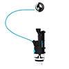 Viva Skylo Dual Flush Valve (Long Cable) profile small image view 1