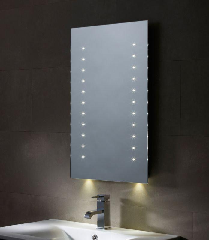 Tavistock Momentum LED Illuminated Mirror Large Image