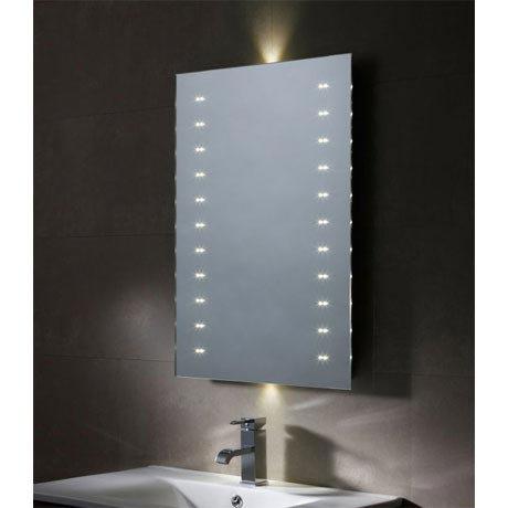 Tavistock Refraction LED Illuminated Mirror
