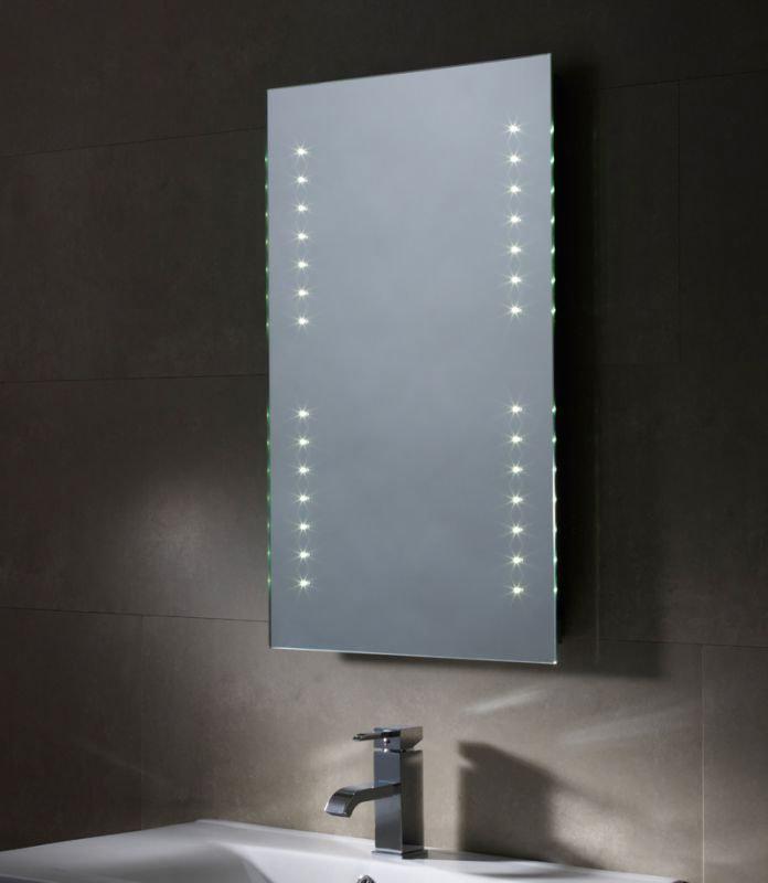 Tavistock Avent LED Illuminated Mirror profile large image view 1