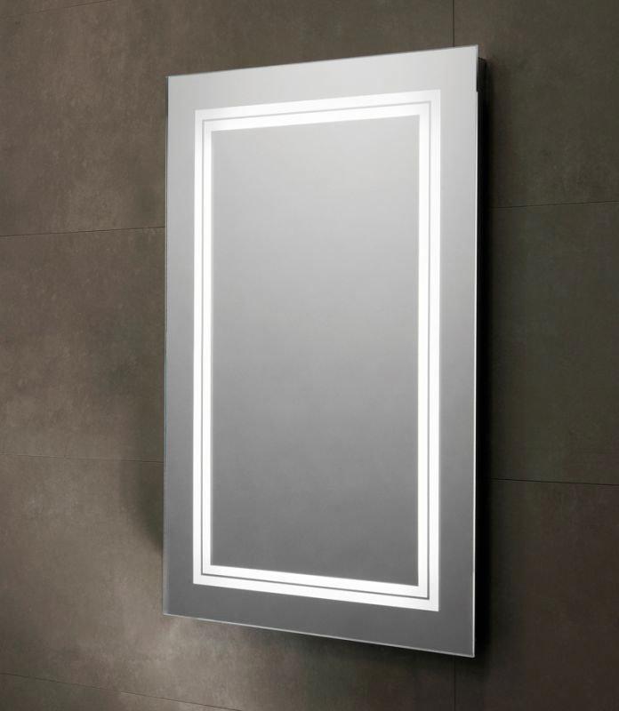 Tavistock Transmit LED Backlit Illuminated Mirror Large Image