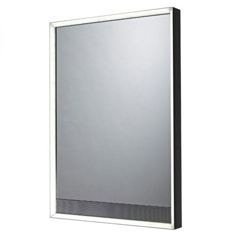 Tavistock Pitch LED Illuminated Mirror with Bluetooth