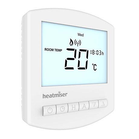 Heatmiser Slimline-RF Wireless Thermostat