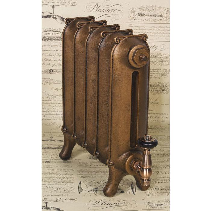 Paladin Sloane Cast Iron Radiator (450mm High) Newest Large Image