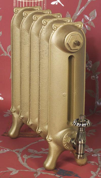 Paladin Sloane Cast Iron Radiator (450mm High) Large Image