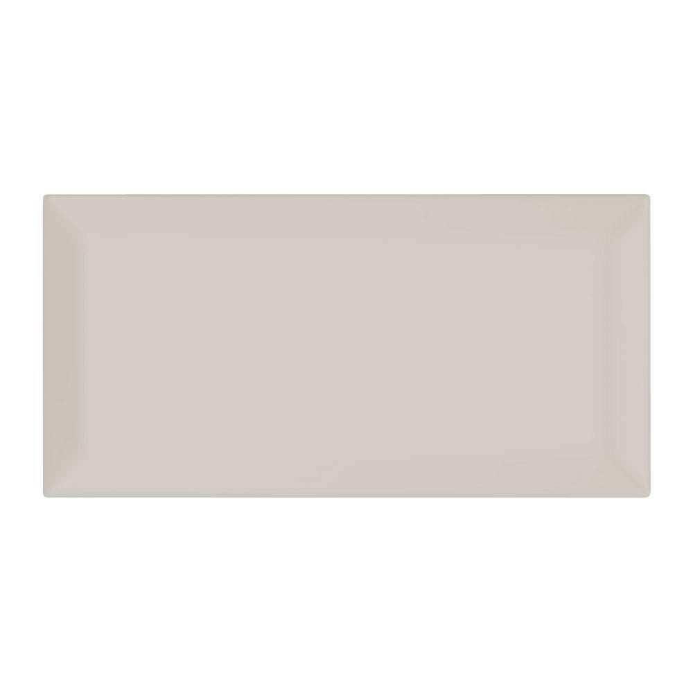 Victoria Mini Metro Wall Tiles - Gloss Almond - 15 x 7.5cm Large Image
