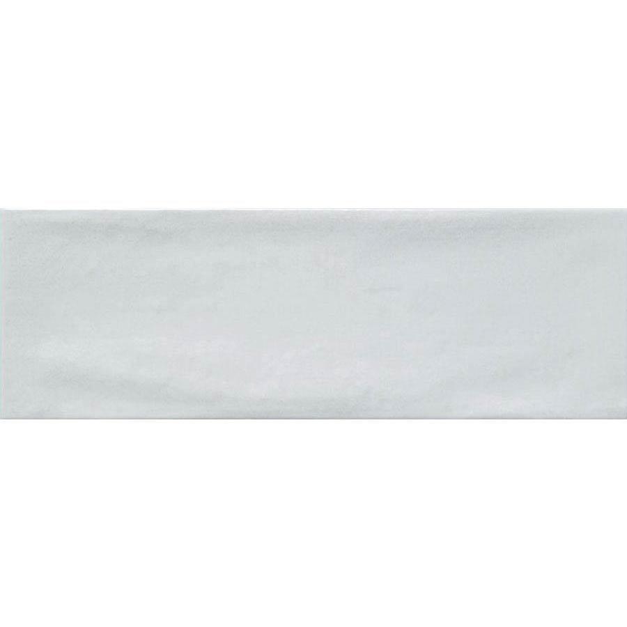 Westbury Rustic Metro Wall Tiles - White - 30 x 10cm  Profile Large Image