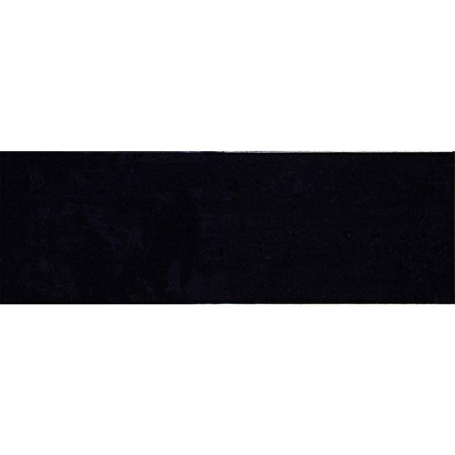 Westbury Rustic Metro Wall Tiles - Black - 30 x 10cm  Profile Large Image