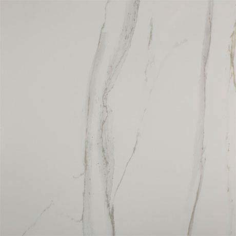 Ravenna Marble Effect Polished Porcelain Floor Tiles - 60 x 60cm