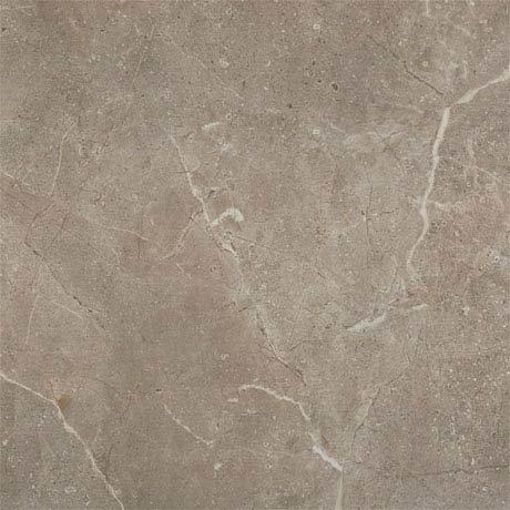 Sena Light Grey Polished Porcelain Floor Tiles - 60 x 60cm