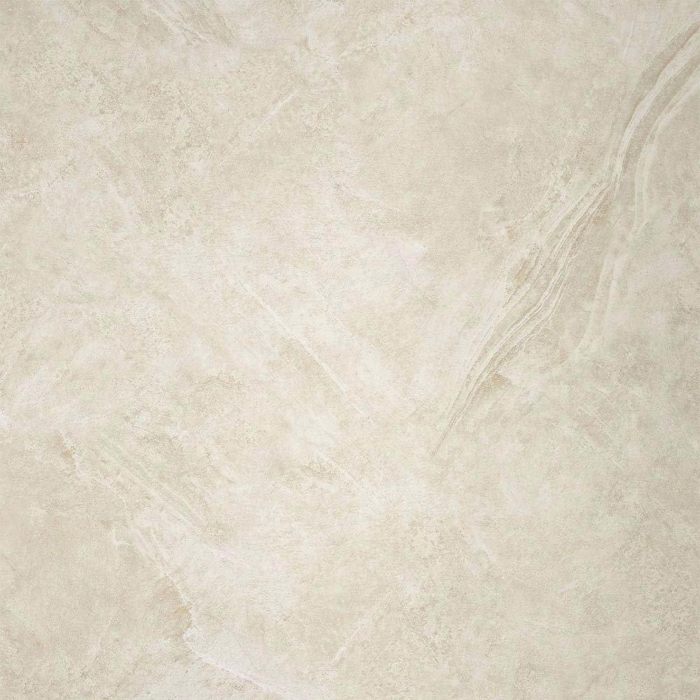 Treviso Ivory Polished Porcelain Floor Tiles - 60 x 60cm Large Image