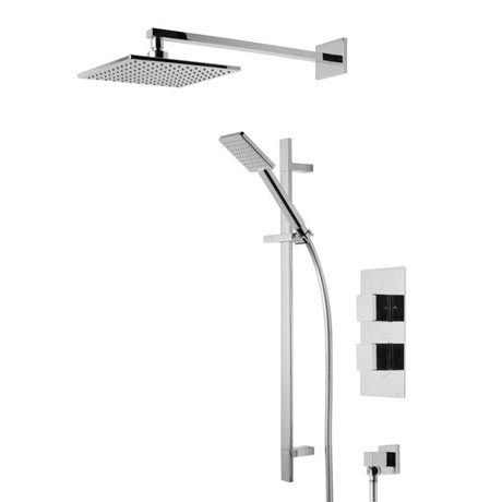 Tavistock Index Thermostatic Concealed Dual Function Diverter Valve Shower System