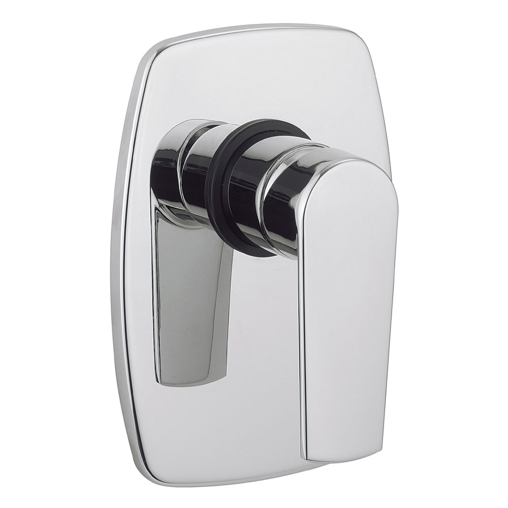 Crosswater - Solo Concealed Manual Shower Valve - SO0004RC Large Image
