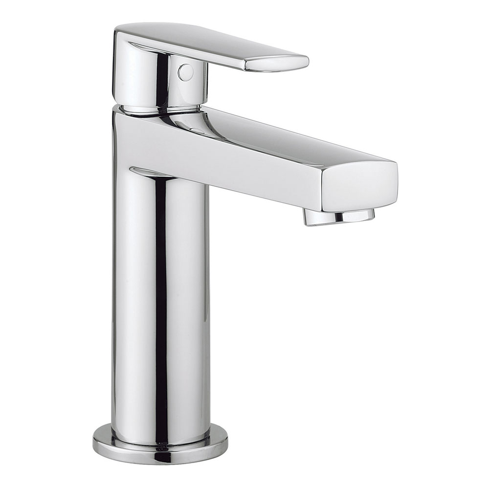 Crosswater - Solo Monobloc Basin Mixer - SO110DNC profile large image view 1